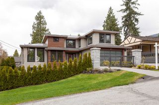 Main Photo: 1813 ST. DENIS Road in West Vancouver: Ambleside House for sale : MLS®# R2400094