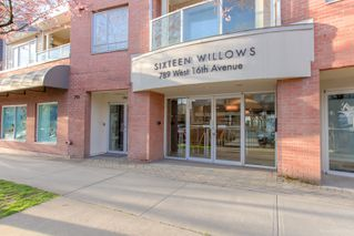 "Photo 47: 101 789 W 16TH Avenue in Vancouver: Fairview VW Condo for sale in ""Sixteen Willows"" (Vancouver West)  : MLS®# R2423292"