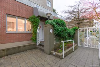 "Photo 16: 101 789 W 16TH Avenue in Vancouver: Fairview VW Condo for sale in ""Sixteen Willows"" (Vancouver West)  : MLS®# R2423292"