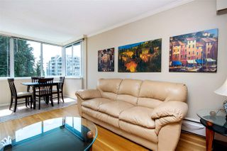Photo 3: 403 1425 ESQUIMALT AVENUE in West Vancouver: Ambleside Condo for sale : MLS®# R2430904