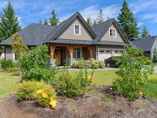Photo 1: 2898 Cascara Cres in COURTENAY: CV Courtenay East House for sale (Comox Valley)  : MLS®# 832328