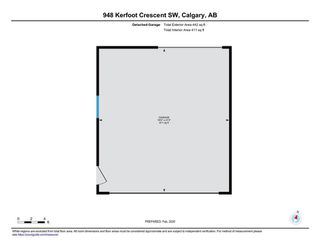 Photo 38: 948 Kerfoot Crescent SW in Calgary: Kelvin Grove Detached for sale : MLS®# C4305759