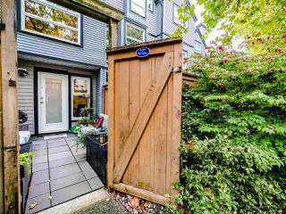"""Photo 33: 13 888 W 16TH Avenue in Vancouver: Fairview VW Townhouse for sale in """"LAUREL MEWS"""" (Vancouver West)  : MLS®# R2510599"""