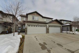 Photo 2: 48 8602 SOUTHFORT Boulevard: Fort Saskatchewan House Half Duplex for sale : MLS®# E4219396
