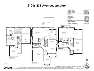 """Photo 40: 21066 83B Avenue in Langley: Willoughby Heights House for sale in """"North Yorkson - Willoughby"""" : MLS®# R2526763"""