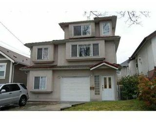Photo 1: 368 E 24TH AV in Vancouver: House for sale (Main)  : MLS®# V817269