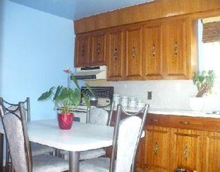 Photo 5: 1127 ALFRED AV in WINNIPEG: Residential for sale (Canada)  : MLS®# 2912755