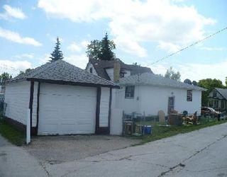 Photo 3: 1127 ALFRED AV in WINNIPEG: Residential for sale (Canada)  : MLS®# 2912755