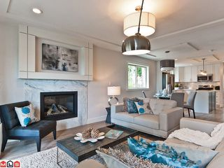"""Photo 2: 2 1434 EVERALL Street: White Rock Townhouse for sale in """"Evergreen Pointe"""" (South Surrey White Rock)  : MLS®# F1214072"""