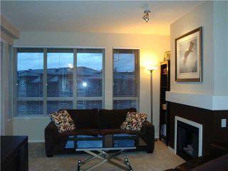 """Photo 5: 418 801 KLAHANIE Drive in Port Moody: Port Moody Centre Condo for sale in """"INGLENOOK KLAHANIE"""" : MLS®# V970501"""