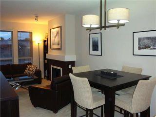 """Photo 4: 418 801 KLAHANIE Drive in Port Moody: Port Moody Centre Condo for sale in """"INGLENOOK KLAHANIE"""" : MLS®# V970501"""