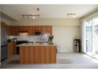 """Photo 4: 95 9088 HALSTON Court in Burnaby: Government Road Townhouse for sale in """"TERRAMOR BY POLYGON"""" (Burnaby North)  : MLS®# V1018723"""