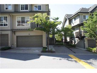 """Photo 2: 95 9088 HALSTON Court in Burnaby: Government Road Townhouse for sale in """"TERRAMOR BY POLYGON"""" (Burnaby North)  : MLS®# V1018723"""