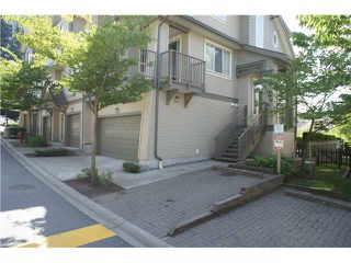 """Photo 1: 95 9088 HALSTON Court in Burnaby: Government Road Townhouse for sale in """"TERRAMOR BY POLYGON"""" (Burnaby North)  : MLS®# V1018723"""