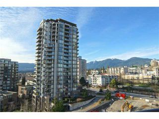 "Main Photo: 906 124 W 1ST Street in North Vancouver: Lower Lonsdale Condo for sale in ""The Q"" : MLS®# V1022114"