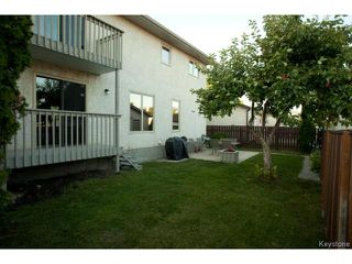 Photo 18: 46 Dells Crescent in WINNIPEG: St Vital Residential for sale (South East Winnipeg)  : MLS®# 1318266