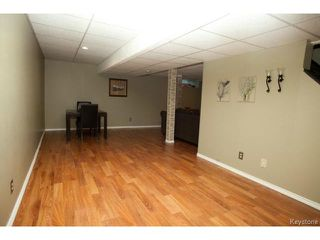 Photo 16: 46 Dells Crescent in WINNIPEG: St Vital Residential for sale (South East Winnipeg)  : MLS®# 1318266