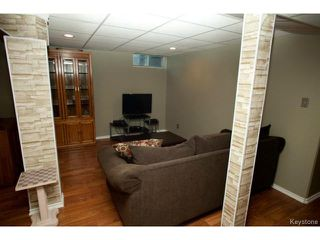 Photo 17: 46 Dells Crescent in WINNIPEG: St Vital Residential for sale (South East Winnipeg)  : MLS®# 1318266