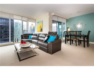 "Photo 2: 2804 1205 W HASTINGS Street in Vancouver: Coal Harbour Condo for sale in ""CIELO"" (Vancouver West)  : MLS®# V1026183"