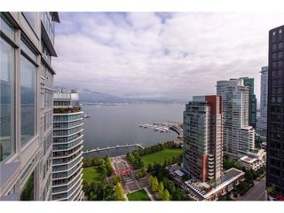 "Photo 1: 2804 1205 W HASTINGS Street in Vancouver: Coal Harbour Condo for sale in ""CIELO"" (Vancouver West)  : MLS®# V1026183"