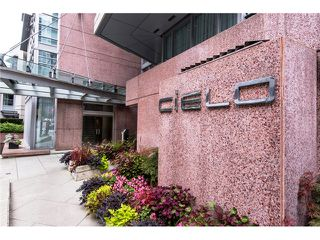 "Photo 13: 2804 1205 W HASTINGS Street in Vancouver: Coal Harbour Condo for sale in ""CIELO"" (Vancouver West)  : MLS®# V1026183"