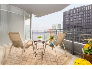 "Photo 8: 2804 1205 W HASTINGS Street in Vancouver: Coal Harbour Condo for sale in ""CIELO"" (Vancouver West)  : MLS®# V1026183"