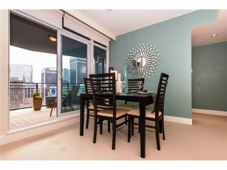 "Photo 4: 2804 1205 W HASTINGS Street in Vancouver: Coal Harbour Condo for sale in ""CIELO"" (Vancouver West)  : MLS®# V1026183"