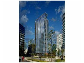 "Photo 15: 2804 1205 W HASTINGS Street in Vancouver: Coal Harbour Condo for sale in ""CIELO"" (Vancouver West)  : MLS®# V1026183"
