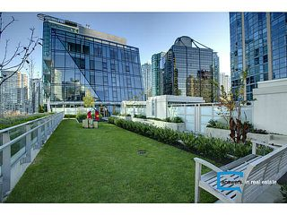 Photo 15: # 601 1499 W PENDER ST in Vancouver: Coal Harbour Condo for sale (Vancouver West)  : MLS®# V1048656
