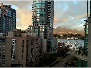 Photo 5: # 601 1499 W PENDER ST in Vancouver: Coal Harbour Condo for sale (Vancouver West)  : MLS®# V1048656