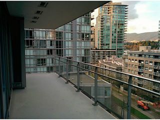 Photo 3: # 601 1499 W PENDER ST in Vancouver: Coal Harbour Condo for sale (Vancouver West)  : MLS®# V1048656