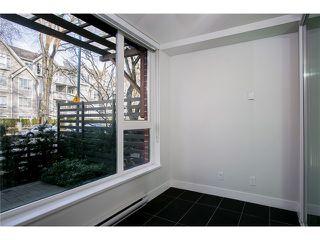 Photo 9: # 106 2020 W 12TH AV in Vancouver: Kitsilano Condo for sale (Vancouver West)  : MLS®# V1049052