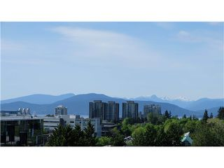 Photo 1: # 1105 5868 AGRONOMY RD in Vancouver: University VW Condo for sale (Vancouver West)  : MLS®# V1065196