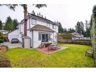 Photo 20: 25 BRACKENRIDGE PL in Port Moody: Heritage Mountain House for sale : MLS®# V1100799