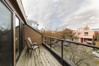 Photo 4: 4 1214 W 7TH AVENUE in Vancouver: Fairview VW Townhouse for sale (Vancouver West)  : MLS®# R2011090