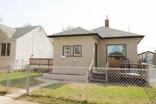 Photo 1: 314 Bowman Avenue - East Kildonan Bungalow