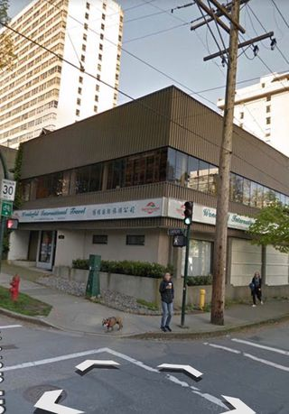 Main Photo: 747 Cardero St in Vancouver: West End VW Office for sale (Vancouver West)