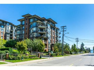 "Main Photo: 203 1550 MARTIN Street: White Rock Condo for sale in ""SUSSEX HOUSE"" (South Surrey White Rock)  : MLS®# R2396838"