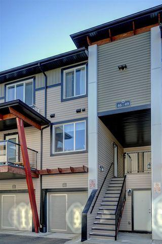 Photo 24: 49 446 ALLARD Boulevard in Edmonton: Zone 55 Townhouse for sale : MLS®# E4178617