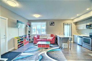 Photo 3: 49 446 ALLARD Boulevard in Edmonton: Zone 55 Townhouse for sale : MLS®# E4178617