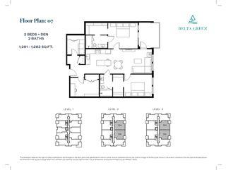 "Photo 2: 304 4674 - 4684 51 Street in Delta: Ladner Elementary Condo for sale in ""DELTA GREEN"" (Ladner)  : MLS®# R2417285"