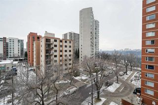 Photo 18: 605 10028 119 Street in Edmonton: Zone 12 Condo for sale : MLS®# E4180175