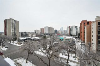 Photo 17: 605 10028 119 Street in Edmonton: Zone 12 Condo for sale : MLS®# E4180175