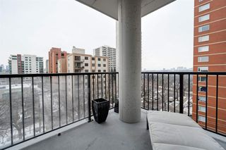 Photo 15: 605 10028 119 Street in Edmonton: Zone 12 Condo for sale : MLS®# E4180175