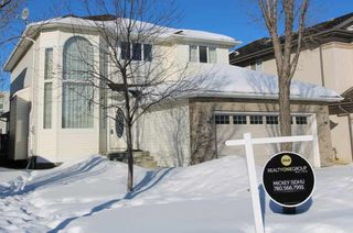 Main Photo: 689 Leger Way NW in Edmonton: Zone 14 House for sale : MLS®# E4184495