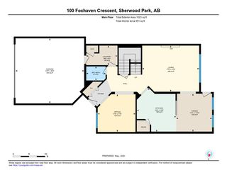 Photo 25: 100 FOXHAVEN Crescent: Sherwood Park House for sale : MLS®# E4198697