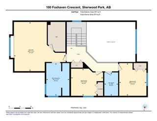 Photo 26: 100 FOXHAVEN Crescent: Sherwood Park House for sale : MLS®# E4198697