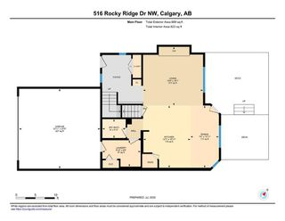 Photo 32: 516 ROCKY RIDGE Drive NW in Calgary: Rocky Ridge Detached for sale : MLS®# A1012891