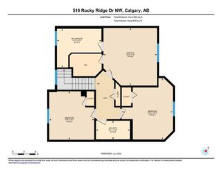 Photo 33: 516 ROCKY RIDGE Drive NW in Calgary: Rocky Ridge Detached for sale : MLS®# A1012891