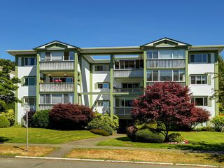 Photo 1: 202 415 Linden Ave in Victoria: Vi Fairfield West Condo for sale : MLS®# 845023